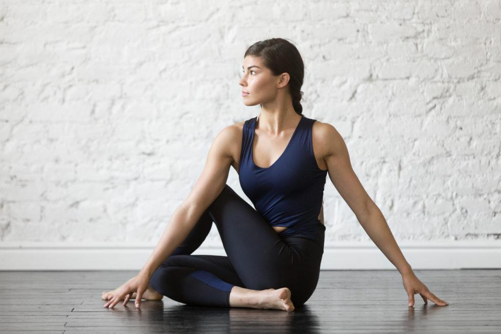 横腹に効く 腹斜筋 ストレッチ 方法