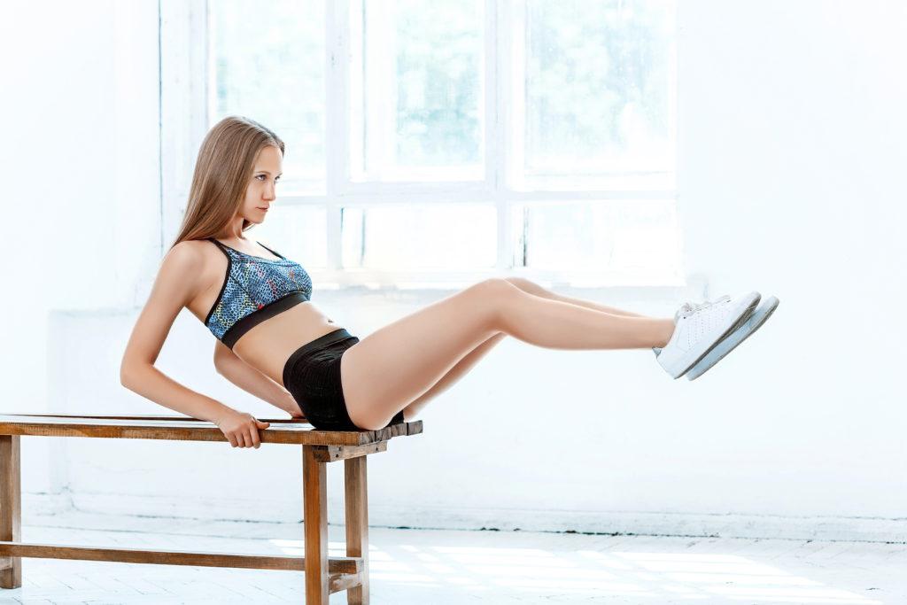 お腹 筋肉 引き締め 腹筋トレーニング 方法