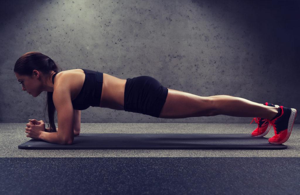 体幹 引き締め 筋トレ エクササイズ 方法
