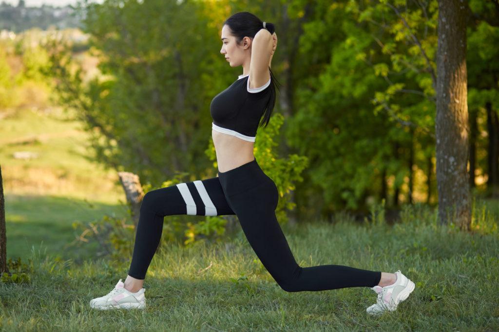太もも 引き締め 筋肉トレーニング 方法 緩んだ 太もも