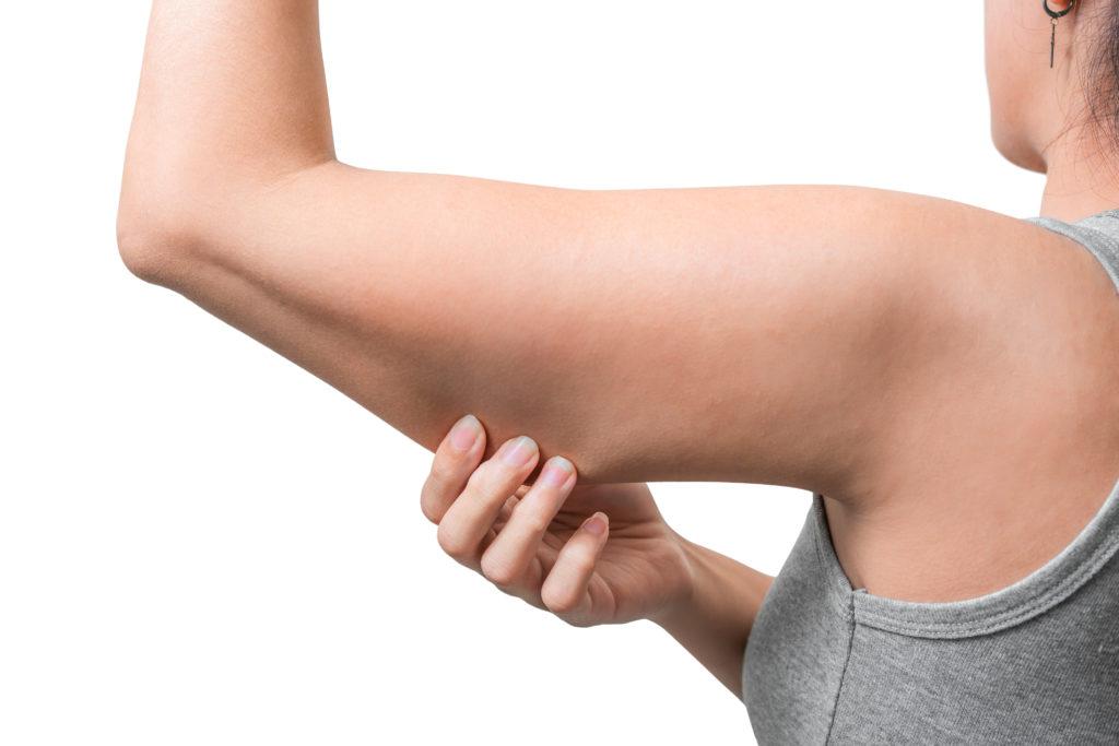 二の腕 痩せ 効果的 筋トレ方法