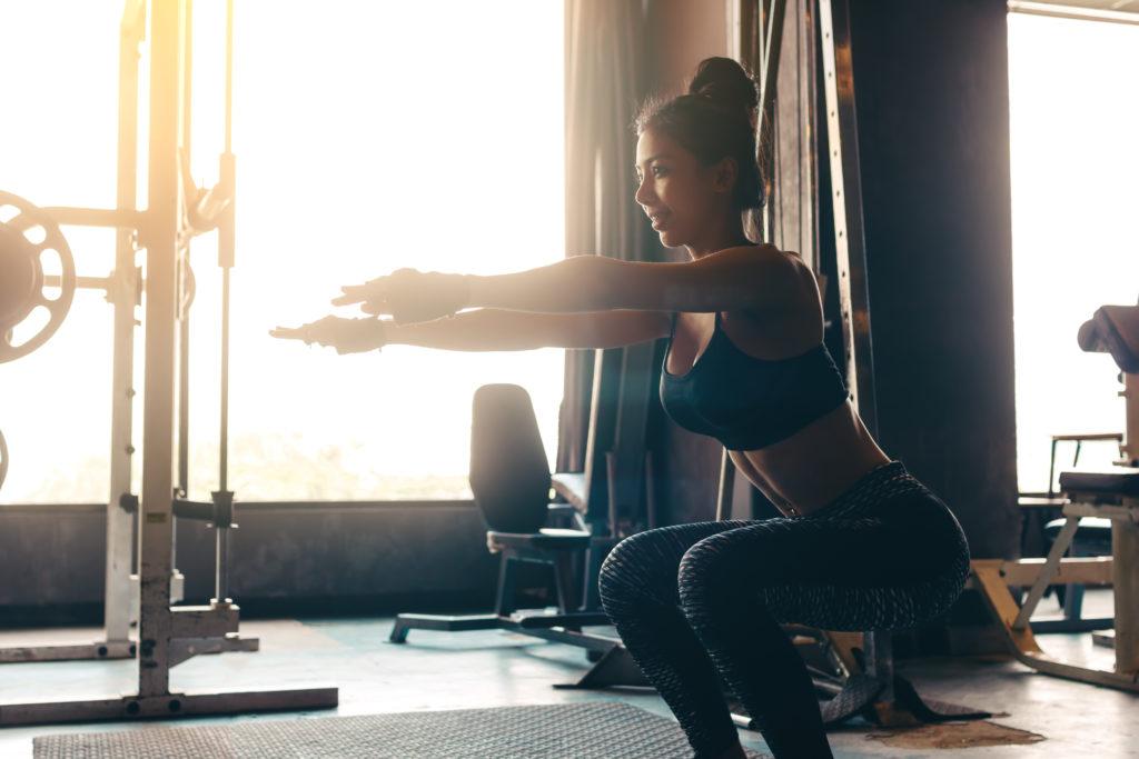 体脂肪が減らない人が落とすための効果的なおすすめの筋肉トレーニングメニュー方法