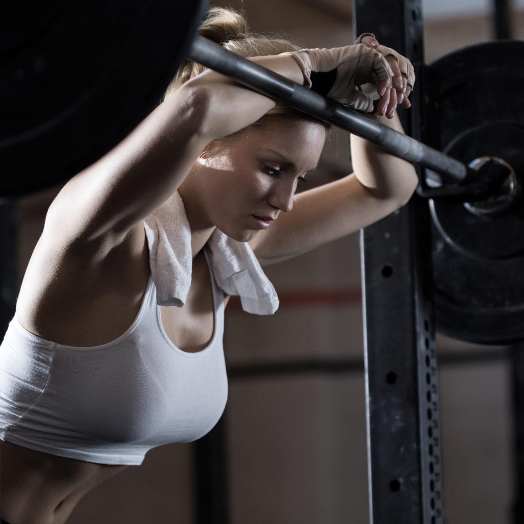 筋肉トレーニングのやりすぎは逆効果、やりすぎの人の体のサイン。